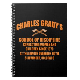 Charles Grady's School of Discipline Journals