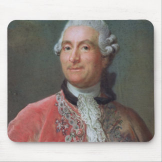 Charles Gravier  Count of Vergennes, 1771-74 Mouse Pad