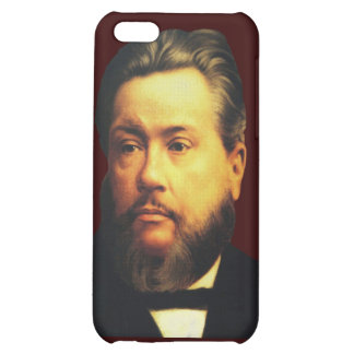 Charles H Spurgeon iPhone4 Case in Blessed Brown iPhone 5C Cases