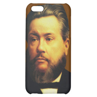 Charles H Spurgeon iPhone4 Case in Chocolate iPhone 5C Cover