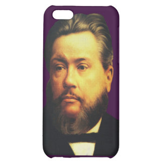 Charles H Spurgeon iPhone4 Case in Perseverance Pl iPhone 5C Case