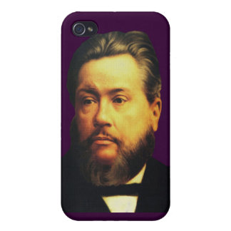 Charles H Spurgeon iPhone4 Case in Perseverance Pl iPhone 4/4S Cases