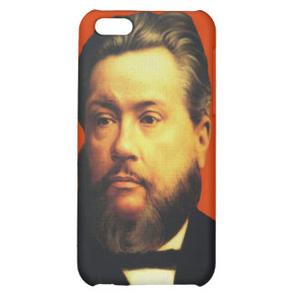Charles H. Spurgeon iPhone4 Case in Red iPhone 5C Cover