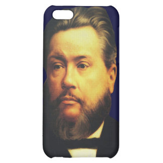 Charles H Spurgeon iPhone4 Case in Redeemer's Roya iPhone 5C Cases