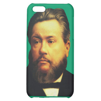 Charles H Spurgeon iPhone4 Case in Soli Deo Gloria Cover For iPhone 5C