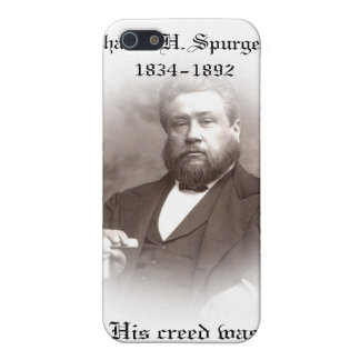 Charles Haddon Spurgeon Speck Case iPhone 5 Covers