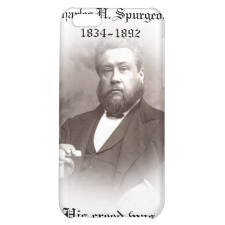 Charles Haddon Spurgeon Speck Case iPhone 5C Cover