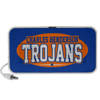 Charles Henderson; Trojan iPhone Altavoces
