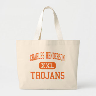 Charles Henderson - Trojan - alto - Troy Alabama Bolsas