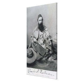 Charles Henry Robinson Canvas Print