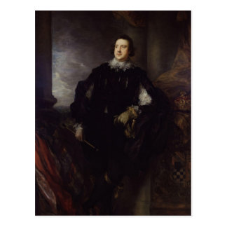 Charles Howard, Norfolk by Thomas Gainsborough Postcard