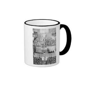 Charles I before the High Court of Justice Coffee Mug