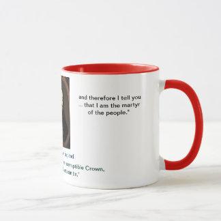 Charles I - coffee mug - 1