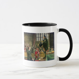 Charles I in the House of Commons Mug