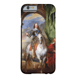 Charles I on Horseback by Van Dyck Barely There iPhone 6 Case
