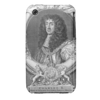 Charles II (1630-85) King of Great Britain and Ire Case-Mate iPhone 3 Case
