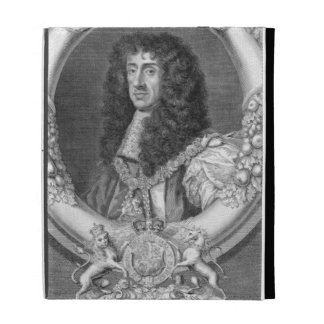 Charles II (1630-85) King of Great Britain and Ire iPad Folio Covers