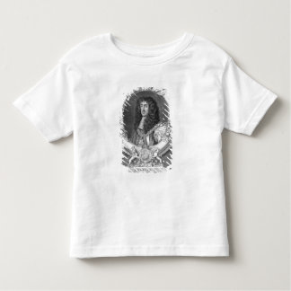 Charles II (1630-85) King of Great Britain and Ire T-shirt