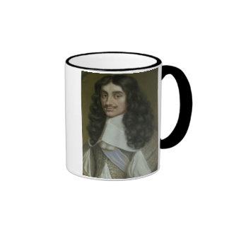 Charles II (1630-85) Ringer Coffee Mug