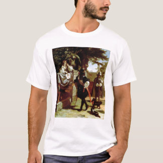 Charles II  and Nell Gwynne T-Shirt