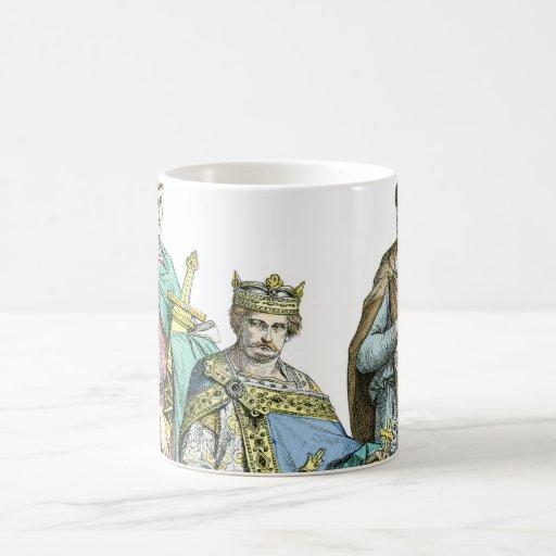 Charles II, conocido como Charles el calvo Taza De Café