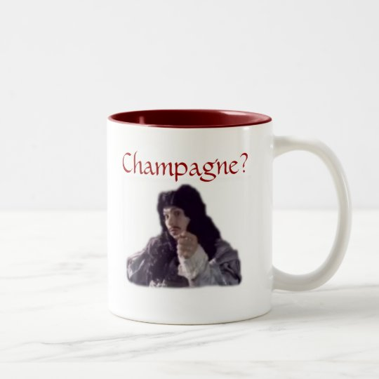 Charles II Coronation mug