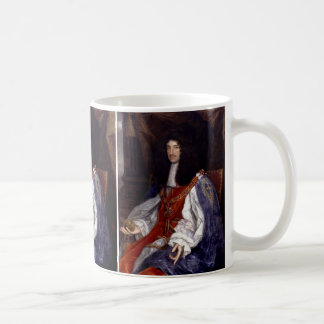 Charles II of Great Britain and Ireland Coffee Mug