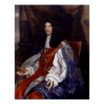 Charles II of Great Britain and Ireland Posters