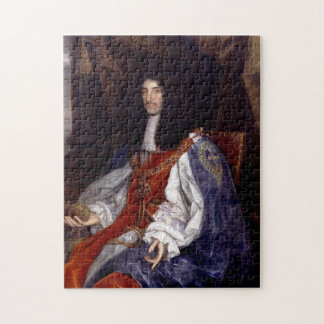 Charles II of Great Britain and Ireland Puzzle