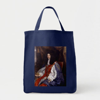 Charles II of Great Britain and Ireland Tote Bag