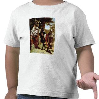 Charles II y Nell Gwynne Camiseta