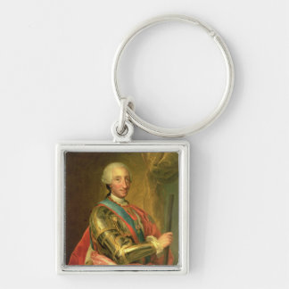 Charles III  in Armour, after 1759 Keychain