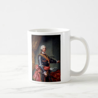Charles III of Spain by Anton Raphael Mengs 1761 Coffee Mug