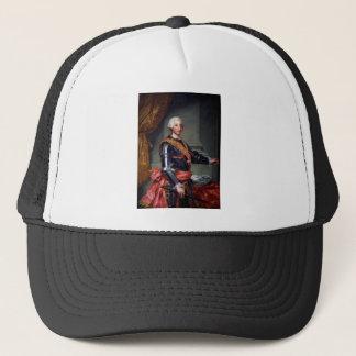 Charles III of Spain by Anton Raphael Mengs 1761 Trucker Hat