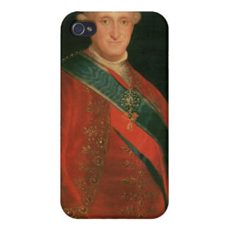 Charles IV iPhone 4/4S Case