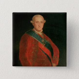 Charles IV Pinback Button