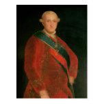 Charles IV Postcard