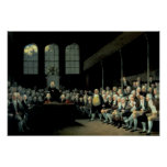 Charles James Fox  Addressing the House Posters