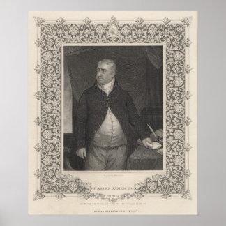Charles James Fox Poster