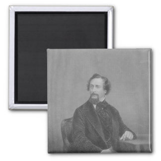 Charles John Huffam Dickens Magnet