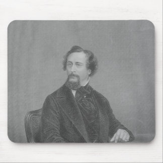 Charles John Huffam Dickens Mouse Pads