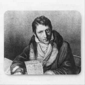 Charles-Joseph Panckouke holding Mouse Pad