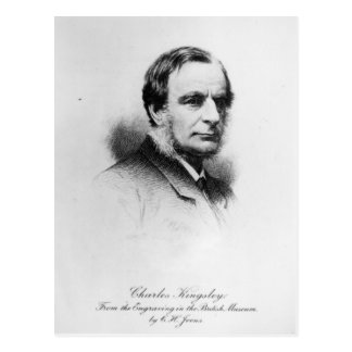 Charles Kingsley Tarjeta Postal
