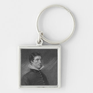 Charles Lamb in his thirtieth year Keychain