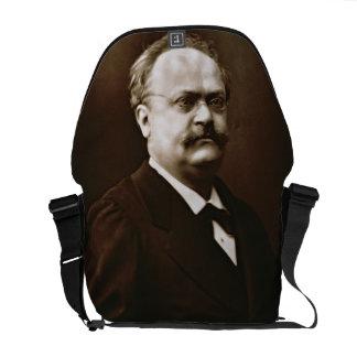 Charles Lecocq (1832-1918), de 'Galerie Contempo Bolsas Messenger