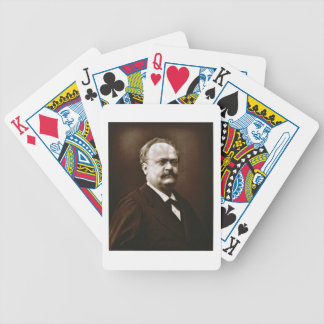 Charles Lecocq (1832-1918), from 'Galerie Contempo Bicycle Playing Cards
