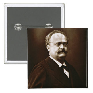 Charles Lecocq (1832-1918), from 'Galerie Contempo Pinback Button