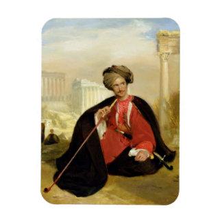 Charles Lennox Cumming, 1817 (oil on panel) Magnet