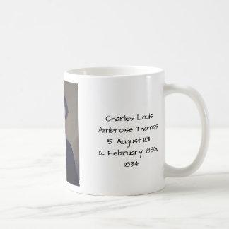charles Louis Ambroise Thomas 1834 Coffee Mug