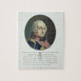 Charles-Louis-Auguste Fouquet (1684-1761) del 'Po Rompecabezas